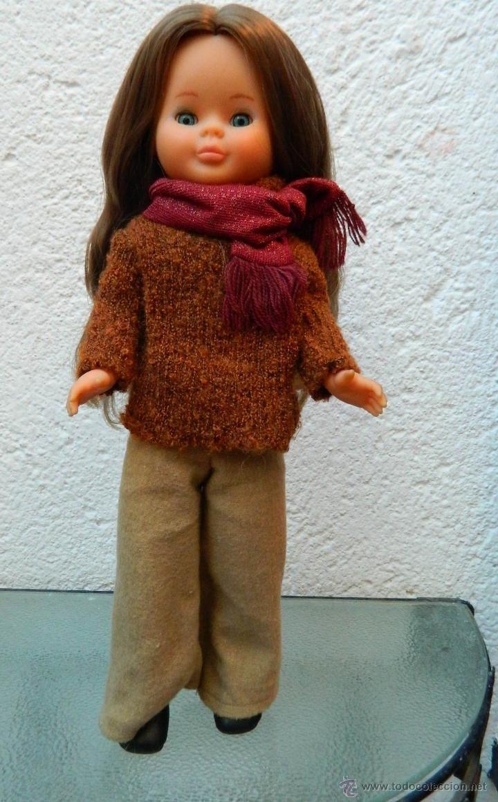 Muñeca Nancy Campos Eliseos en todocoleccion.