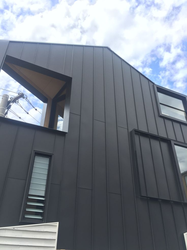 Acute House Albert Park An Amazing Little Project Black