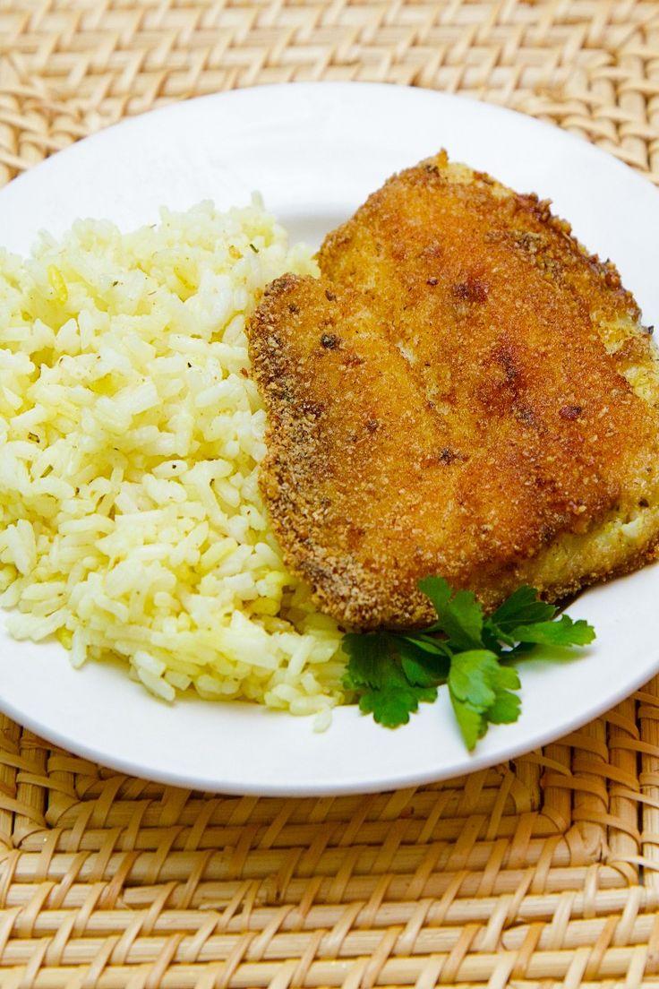 Cornmeal Crusted Oven-Fried Catfish Recipe: Fried Catfish Recipe ...