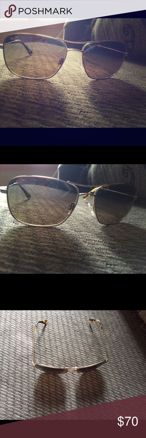 Maui Jim Sport Sunglasses Maui Jim Sunglasses- sport style- brown tint Maui Jim Accessories Sunglasses