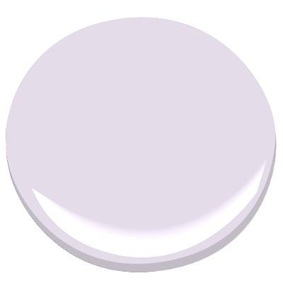 Sugarplum - Benjamin Moore (really like for M's room)