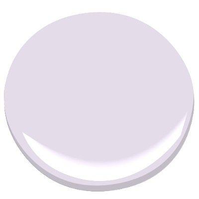 Sugarplum - Benjamin Moore (really like for M's room)