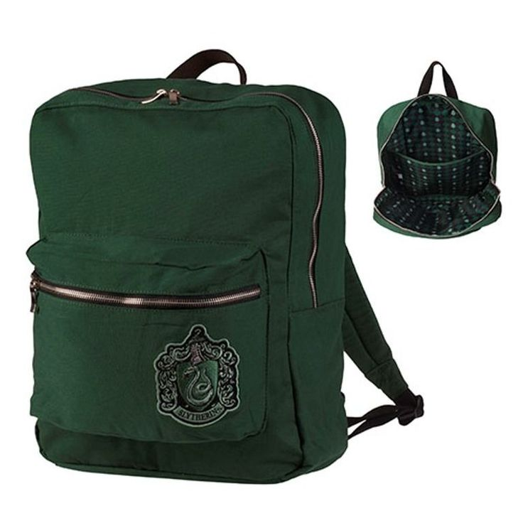Wizarding World Of Harry Potter Slytherin Backpack in Collectibles, Fantasy, Mythical & Magic, Harry Potter | eBay