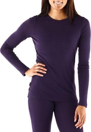 """Merino wool, """"long underwear"""", this brand is Icebreaker"""