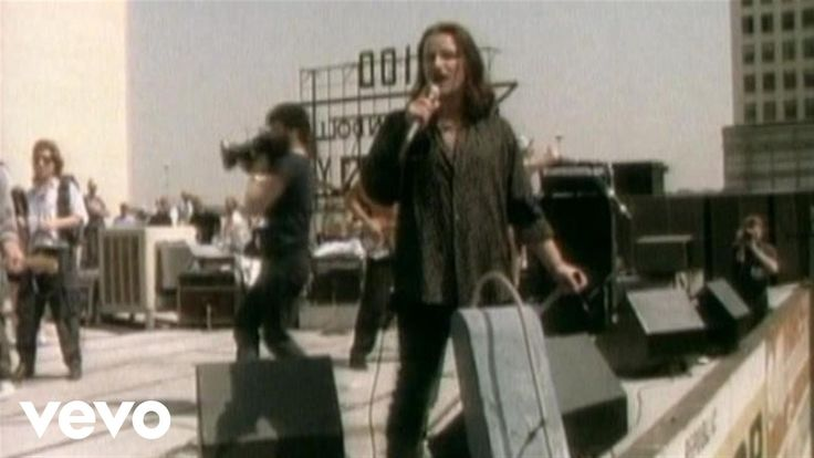 """U2 (haiku) """"In case you missed it - this is the greatest music - video ever"""" U2 - Where The Streets Have No Name"""