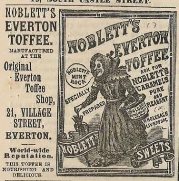 Everton Toffee's