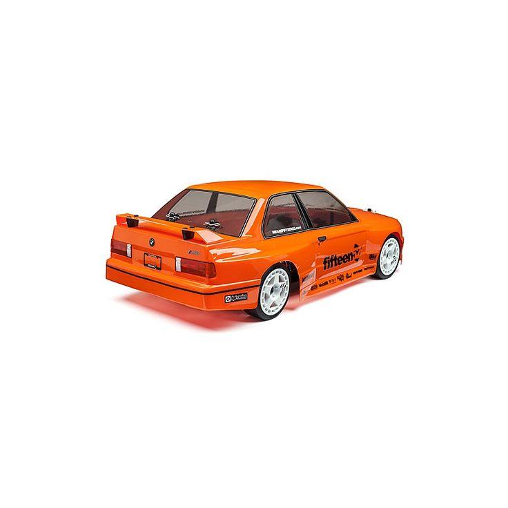HPI RS4 SPORT 3 WITH BMW M3 E30 Body - Fjernstyret Bil