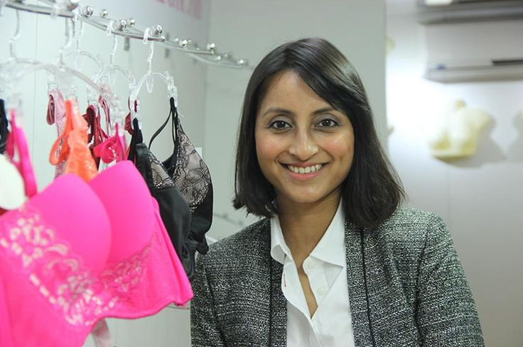 Richa Kar, founder of Zivame (Photo courtesy Zivame)