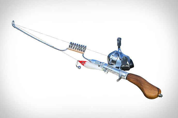 Portable modular and surprisingly rugged these wormy for Compact fishing pole