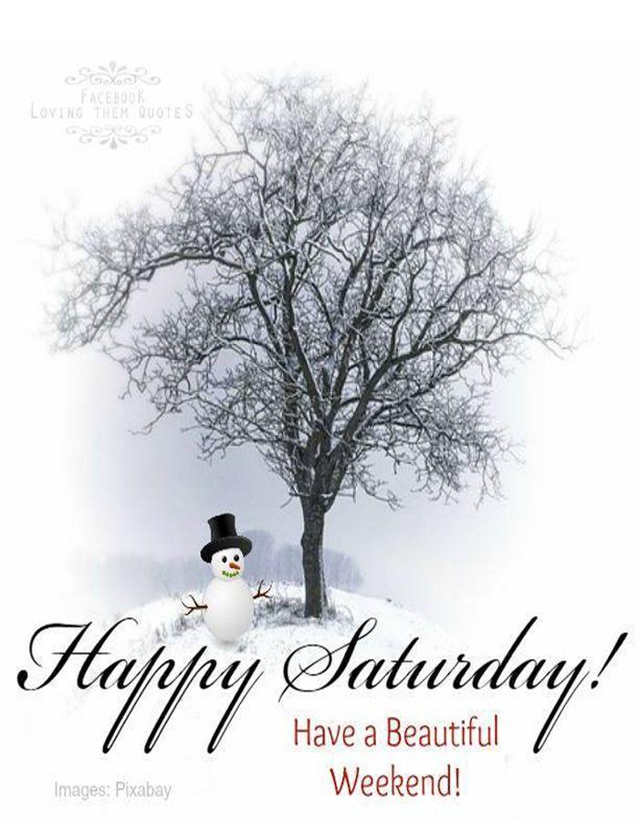 Happy Saturday! ♥