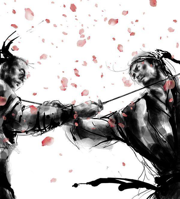 Warriors The Broken Code 3: 74 Best Images About Samurai On Pinterest