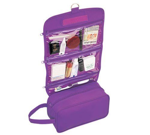 Fantasybag Roll Up Toiletry & Travel Kit-Purple,TK-1723 by Yens®. $5.99. For more than a decade, we strive to provide excellent customer service, unparallel sales support, large stock availability, and uncompromising quality.  We maintain a large inventory base year round. With our manufactories located in various countries overseas, we can offer the most competitive pricing and the best quality. We are here to provide you a peace of mind.  Our bags include from Backpacks, Com...