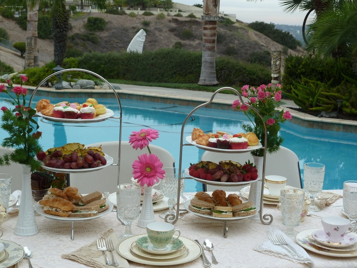 The 126 best Afternoon tea images on Pinterest | Tea time, High tea ...