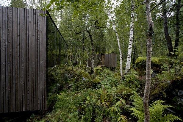 Project - Juvet Landscape Hotel - Architizer