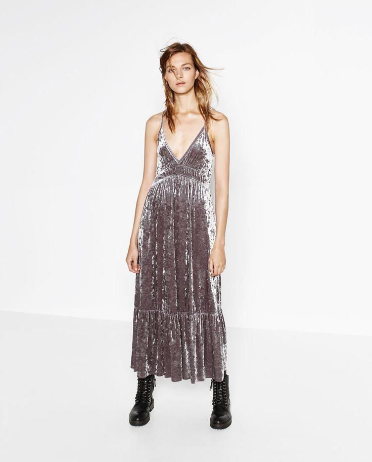 LONG DRESS-NEW IN-WOMAN | ZARA United States