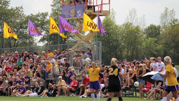 UNI Soccer Thanks Golden Goal Club Donors