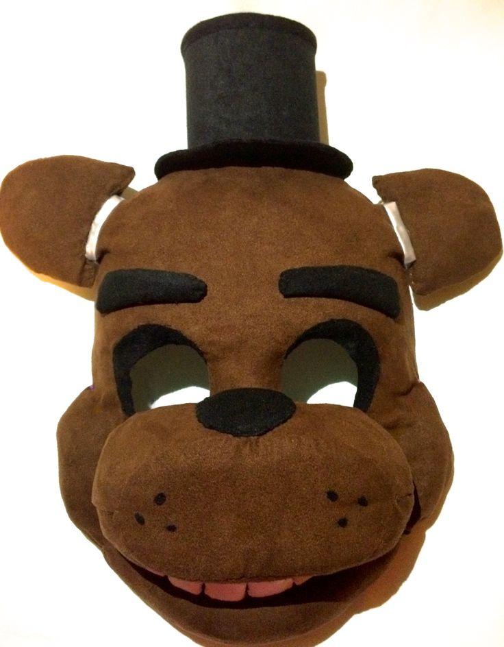 Five Nights At Freddy's FNAF Freddy Mask