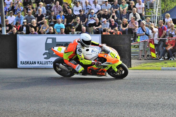 IRRC Imatra. No. 13 NAME: Pavel Tomecek NAT: CZE CLUB/TEAM: Relaxball.eu BIKE: Kawasaki  RACE 1: Place: 16. Laps: 10 Total time: 00:20:20.829 Difference: 1:18.230 Best lap time: 00:02:00.621 Best lap: 10 Speed: 145,966 Points: -  RACE 2: Place: 11. Laps: 10 Total time: 00:20:05.773 Difference: 1:16.773 Best lap time: 00:01:58.928 Best lap: 6 Speed: 147,789 Points: 5  IRRC SBK Imatra 2016 total points: 5 pts (13.)  #IRRC #Imatra #RoadRacing #Imatranajot #Superbike