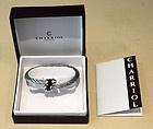 Charriol Jewelry - Philippe Charriol Cable Bangle Bracelet - Charriol Jewelryhttp://www.diamondsandgemstones.net/charriol-jewelry/#