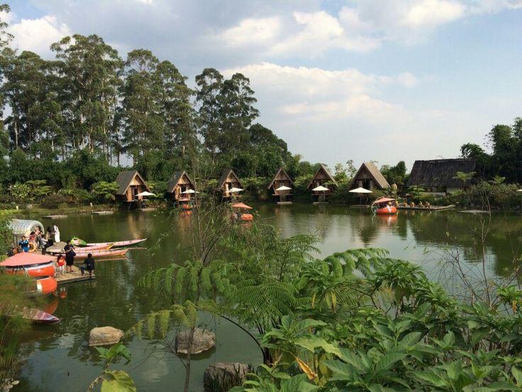 Dusun Bambu - Bandung, West Java, Indonesia