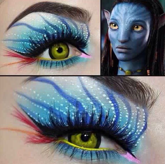 25 best Makeup images on Pinterest   Make up, Costumes and Makeup