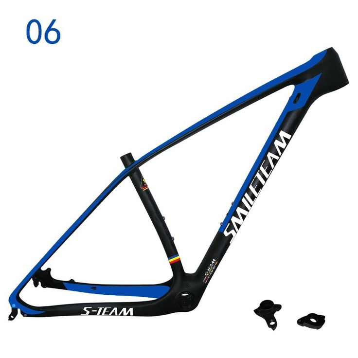 302.10$  Watch here - http://aliirw.worldwells.pw/go.php?t=32716309867 - 27.5er/29er Carbon Mountain Bike Frame Carbon MTB Frame Mountain bicycle carbon 29er frame, 29er mtb frame size 15/17/19/21