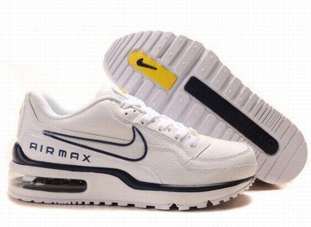 promo code 4342e c43bd ... Femme Nike Air Max LTD BlancNoirB-0nhKq7 ...