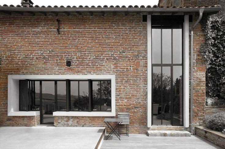 Deux vues - archicontemporaine.org - Le panorama en images du Réseau des maisons de l'architecture