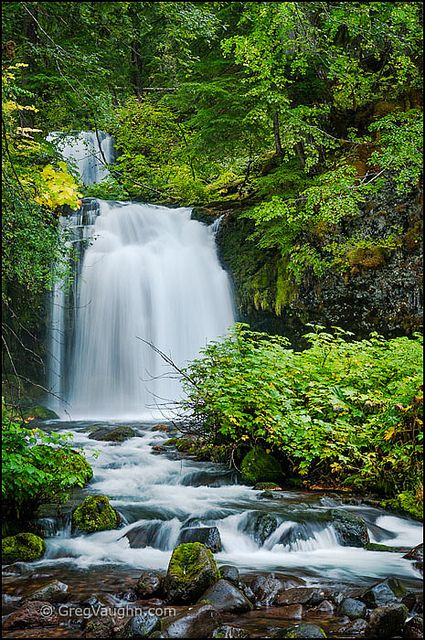 Twin Falls, Lewis River | Flickr - Photo Sharing!