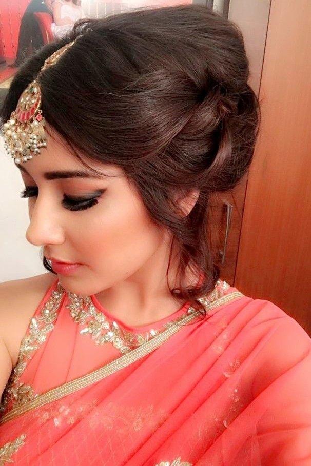 Rashi Khanna Hair Styles Hairstyles For Thin Hair Beautiful Hair