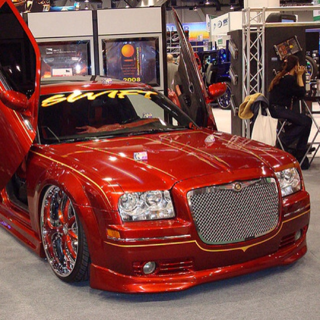 10 Best Crysler 300 Srt8 Images On Pinterest