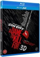Sin City 2: A Dame To Kill For (3D Blu-ray) - 3D Blu-ray - Film - CDON.COM