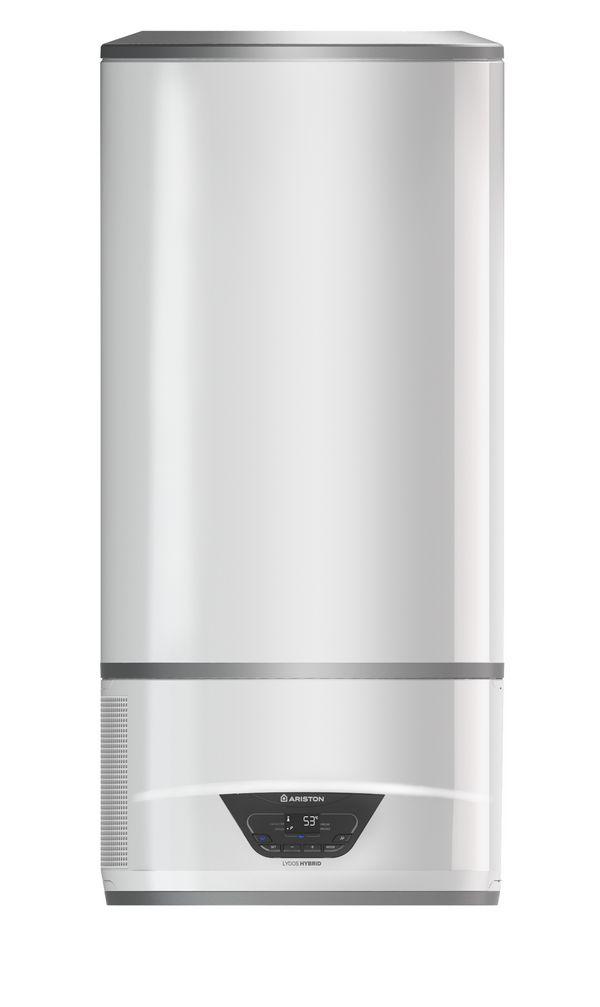 Chauffe-eau hybride électrique/PAC Lydos Hybrid - http://www.maisonetenergie.info/chauffe-eau-hybride-electrique-pac-lydos-hybrid-2018-01/  Source : http://www.maisonetenergie.info #Ariston, #ChauffeEau, #ChauffeEau_Électrique, #PAC, #Pompe_À_Chaleur