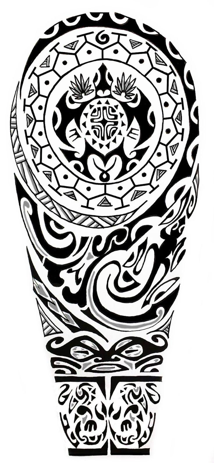 Maori Tribal Tattoos Powerful: 460 Best Images About Tattoo Maori Tribal On Pinterest