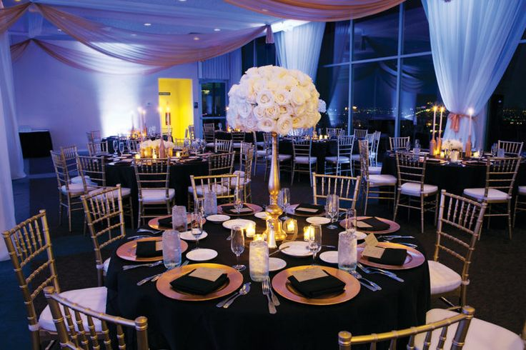 154 best reception ideas tucson arizona images on pinterest stunning black and gold wedding details on the blog tucson bride groom tucson junglespirit Gallery