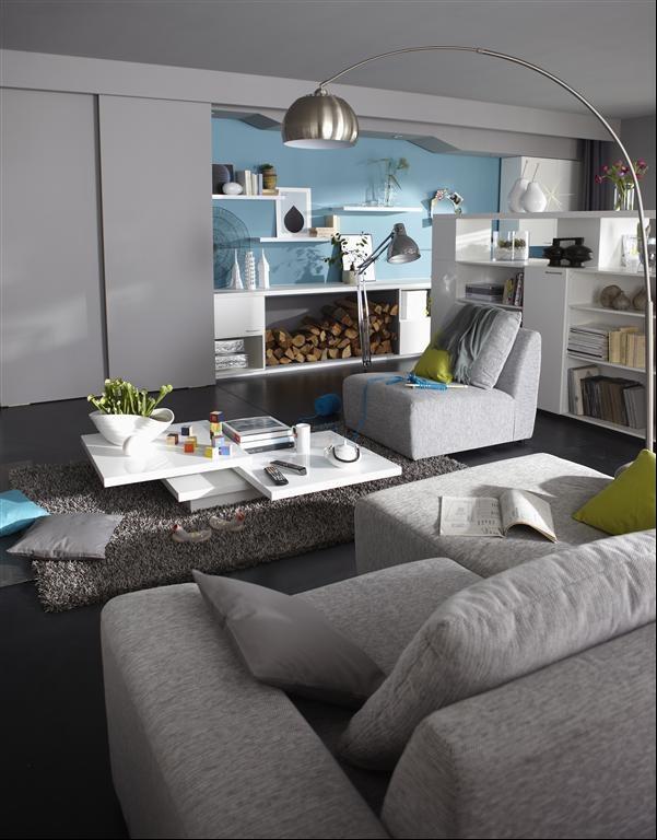 14 best images about maisons du monde on pinterest sofas - Salon bleu turquoise ...