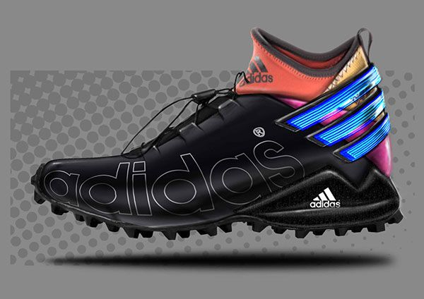 ADIDAS FOR FUN on Behance