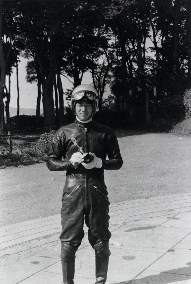 Naomi Taniguchi (1959 The Isle of Man TT)