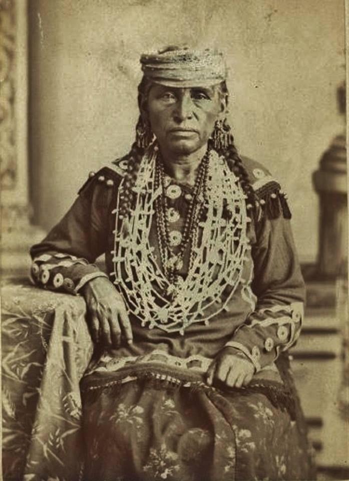 Scilli in Tekamah, Nebraska - Winnebago - 1886