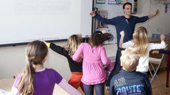 Bewegend leren in de klas - Artikelen - 4W Weten Wat Werkt Waarom - Kennisnet