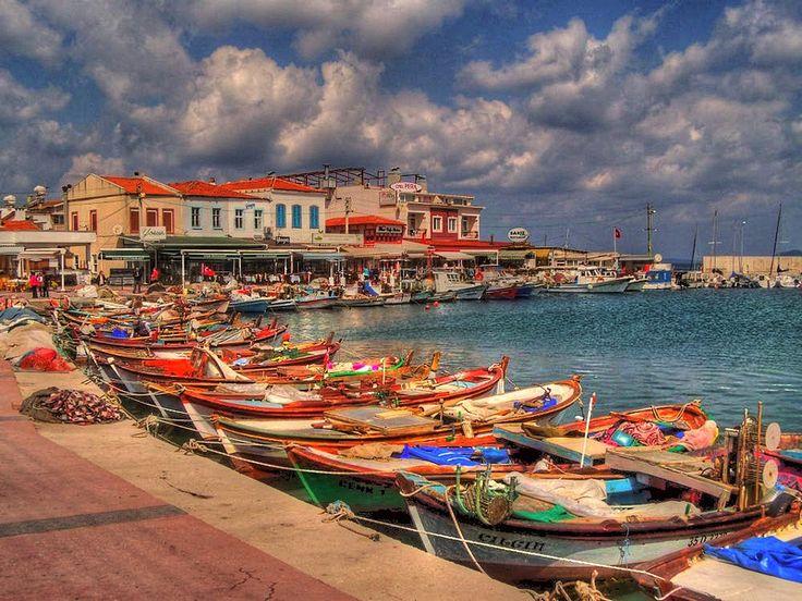 Urla-İzmir-Turkey.