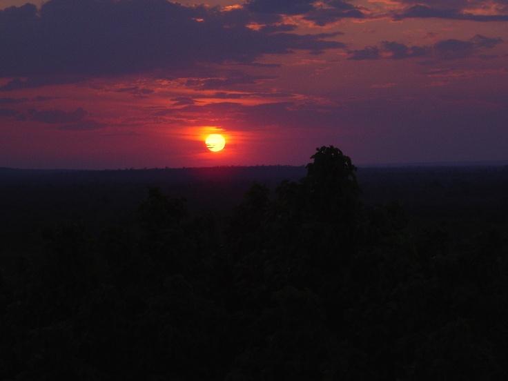 Zimbabwe - Sunset