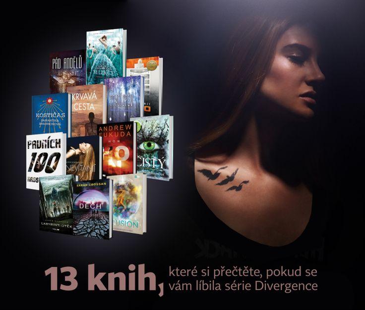 NEOLUXOR: 13 knih, které si přečtěte, pokud se vám líbila série Divergence