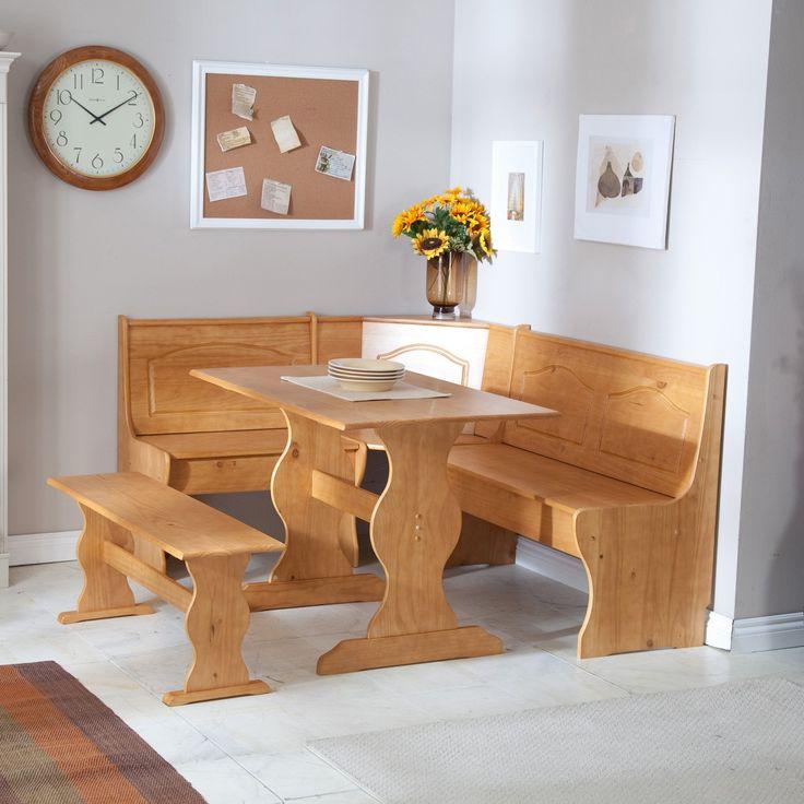 Best Kitchen Breakfast Nooks Images On Pinterest Kitchen - Breakfast nook cushion set olive bench padding kitchen table dinette