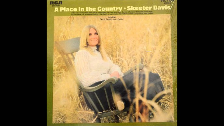 Skeeter Davis A Place in the Country lp