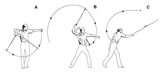 The sling was an important weapon to many ancient armies. In fact, in the classical Greek period, stingers and archers supported the infantry by attacking at lo