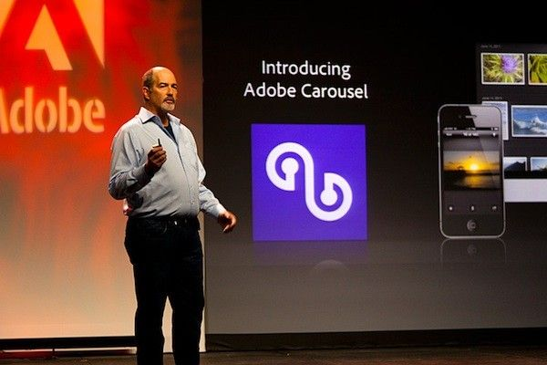 New cloud service from Adobe - Find out more...