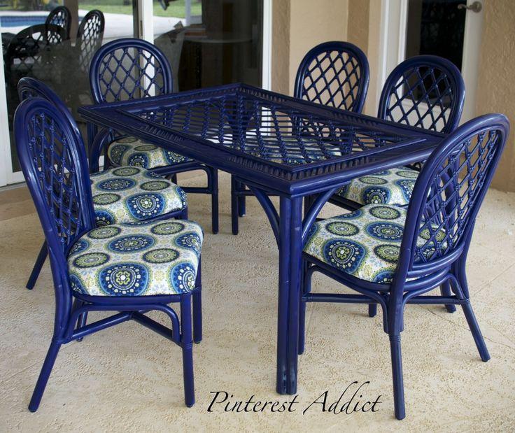 best 10+ patio furniture redo ideas on pinterest | painted patio