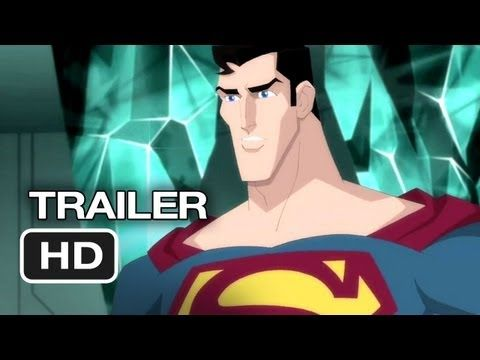 Superman: Unbound TRAILER 1 (2013) - Superman Animated Movie HD  #movietrailer #movies #movieclips