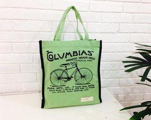 Bolsa Ecobag Columbias de PET reciclado